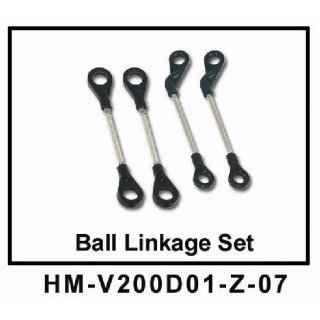 HM-V200D01-Z-07 - Verbinder/Ball Linkage Set