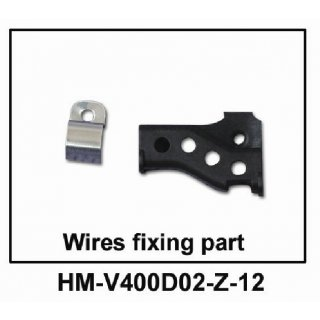 HM-V400D02-Z-12 - Wires Fixing Part