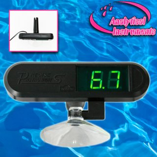 PH-Messgerät PH-Meter PH-Tester wasserdichte Glaselektrode Aquarium Pool P29