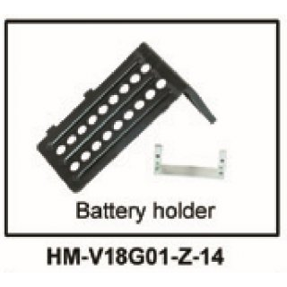 HM-V18G01-Z-14 - Battery holder