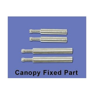 HM-083(2801)-Z-23 - Canopy Fixed Part