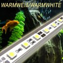 LED Aquariumbeleuchtung PowerLED easy 30cm (warmweiss)...