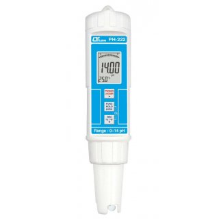 PH/Temperatur Meter Messgerät ATC Datenlogger Aquarium Teich Pool P32