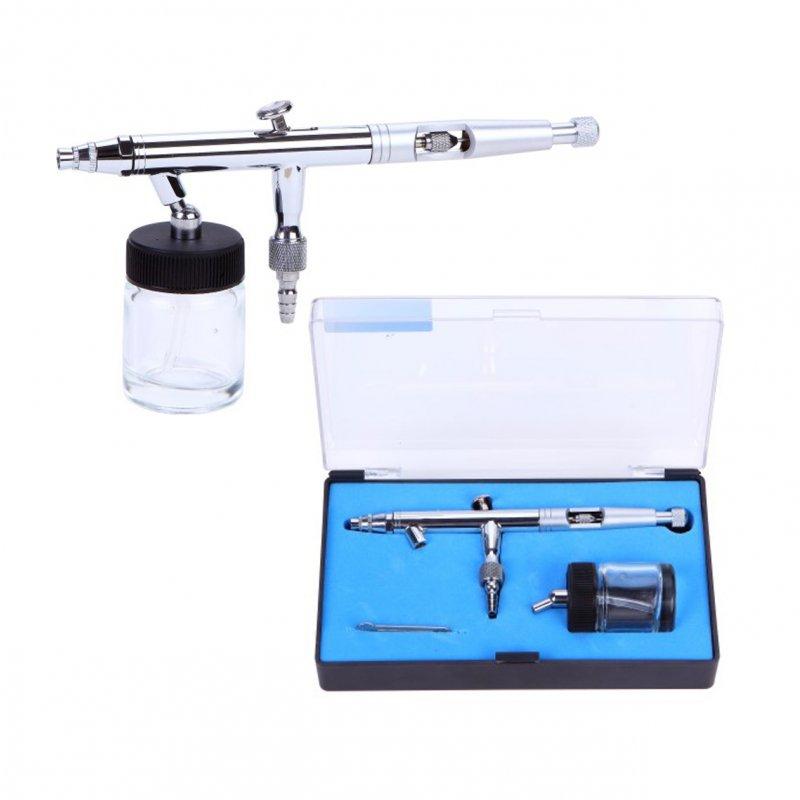 OCS.tec Airbrush Pistole Airbrush Gun 0.5 mm AG1