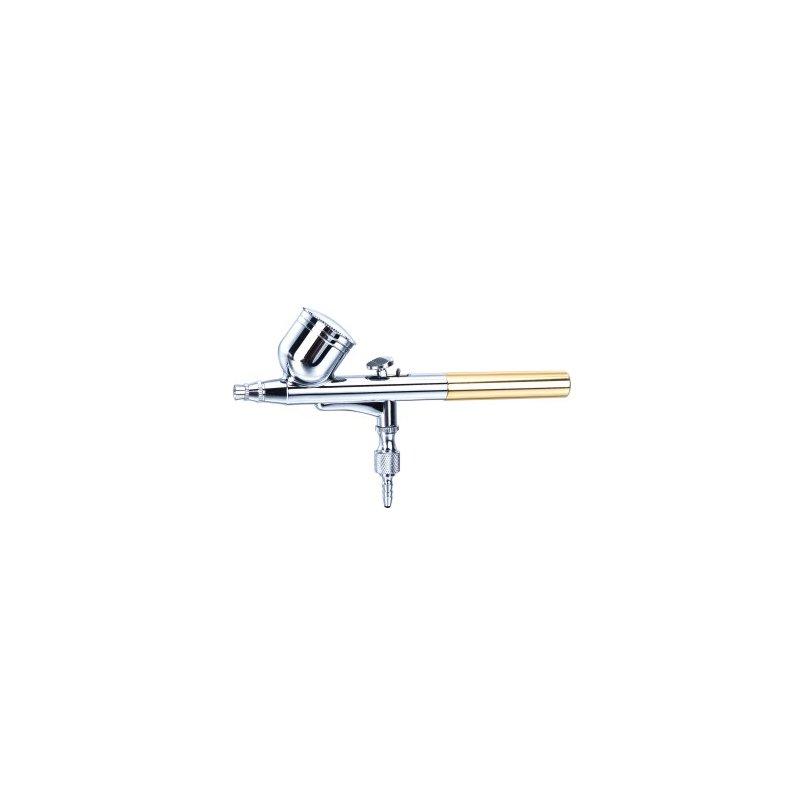 OCS.tec Airbrush Pistole Airbrush Gun 0.3 mm AG4
